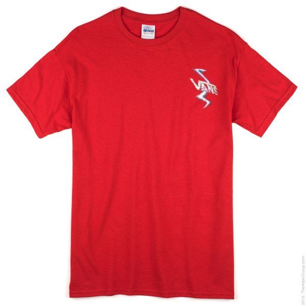Vans Lightning Red T-shirt