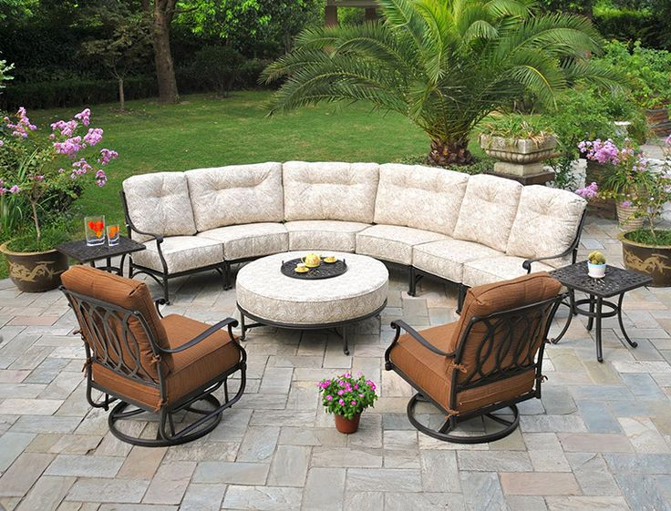 Hanamint Seating Set In Mayfair Collection Offered At Casual Living  Fireside U0026 Grillinu0027 Hilton Head, Sc