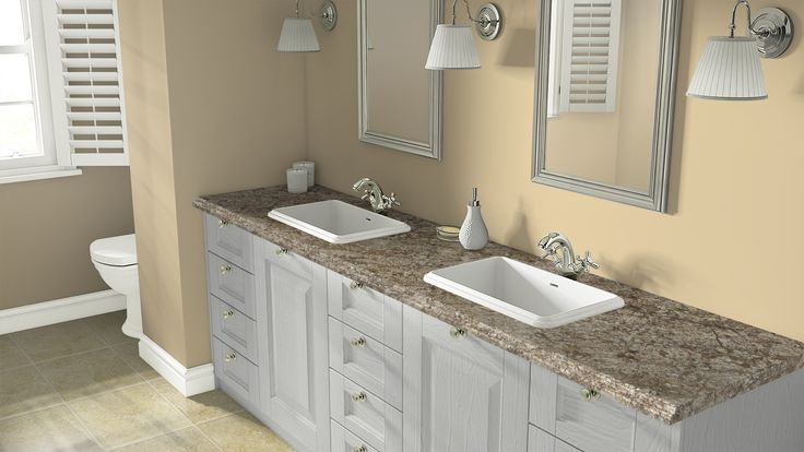 Get inspired for your kitchen renovation with wilsonart 39 s for Design your home online with room visualizer
