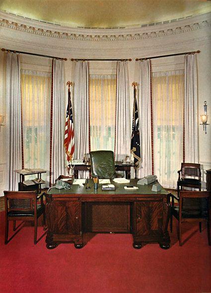 Johnson Oval Office