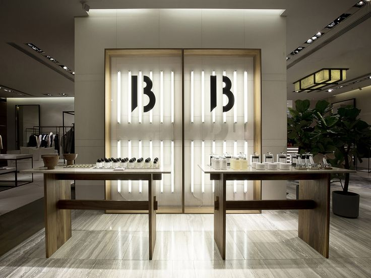 Byredo – Lane Crawford – Popup – Hong Kong — Christian Halleröd design