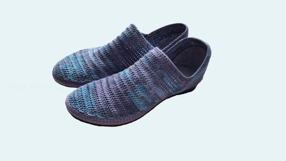 Crochet  Shoes for the Street Casual HandMade by CatanaHandmade