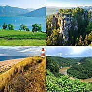Die 10 beliebtesten Naturwunder in Deutschland