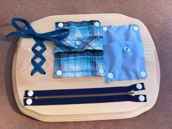 Get Dressed Busy Board