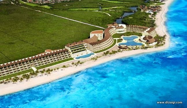 Grand Velas #Riviera Maya #Mexico #travel  http://www.vacations.acendas.com