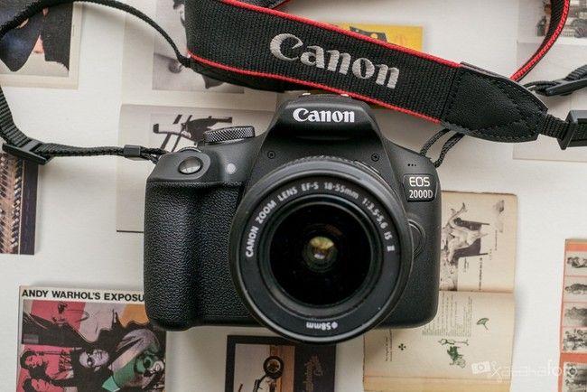 Canon EOS 2000D análisis: el precio como reclamo para una réflex sin pretensiones #camera #Canon #EOS #photography