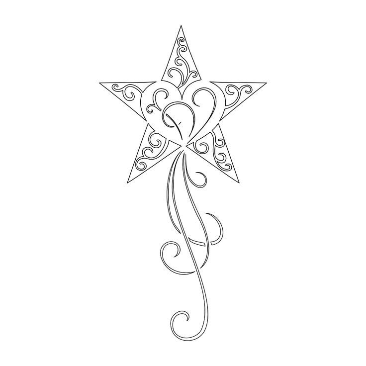 Shooting Star Tattoo Future Tattoos Memorial Tattoo Ideas Heart Star Tattoos Shooting Star Tattoo Star Coloring Pages