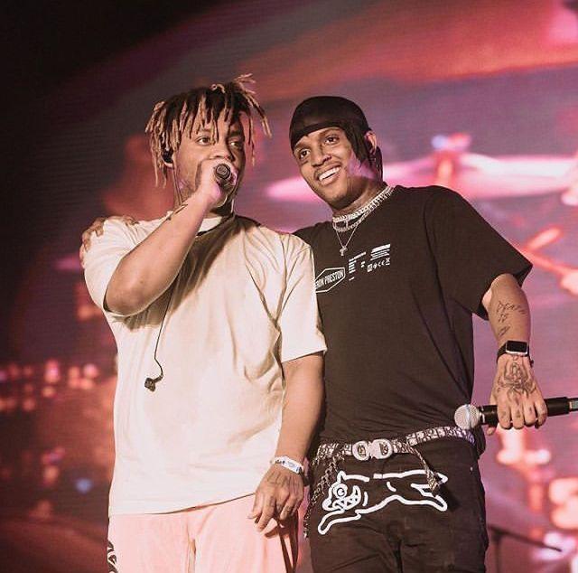 Juice Wrld Ski Mask In 2020 Cute Rappers Rap Artists Rapper Art