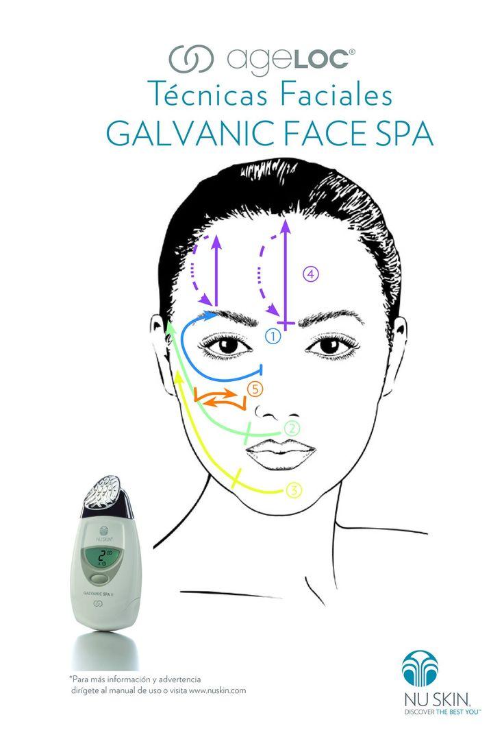 Te compartimos aquí las mejores técnicas de uso de tu ageLOC Galvanic Face Spa. ---> Para más información acerca de los beneficios y productos complementarios visita www.nuskin.com o consultanos a dievaldes@gmail.com, pregunta a uno de nuestros expertos distribuidores independientes de Nu Skin. #vivirenjuventud