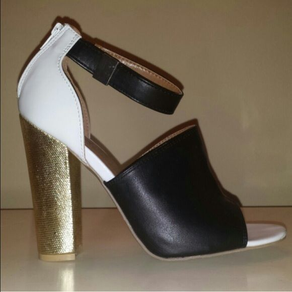 1000 ideas about white and gold heels on gold