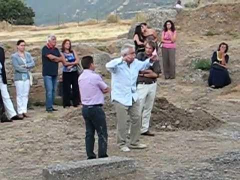 Αρχαίο Θέατρο Αιγείρας - Σταύρος Μπένος