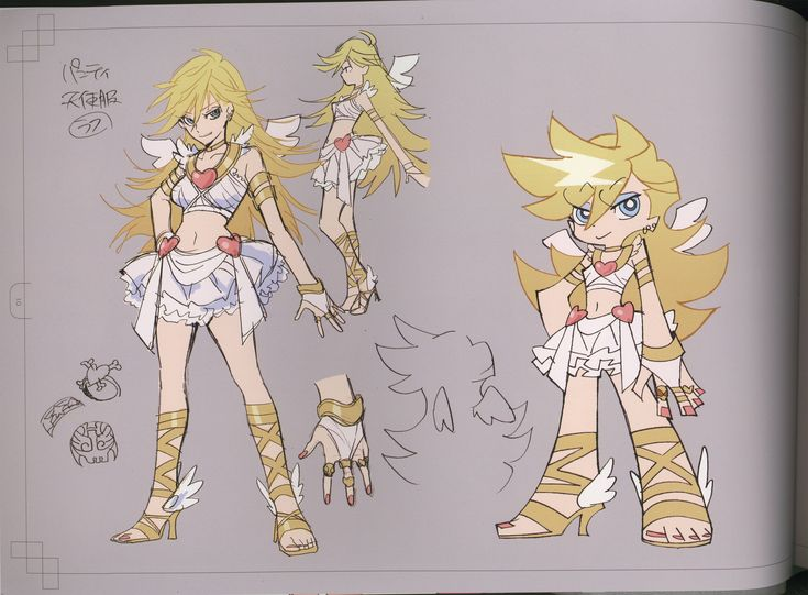 Panty from Panty and Stocking with Garterbelt