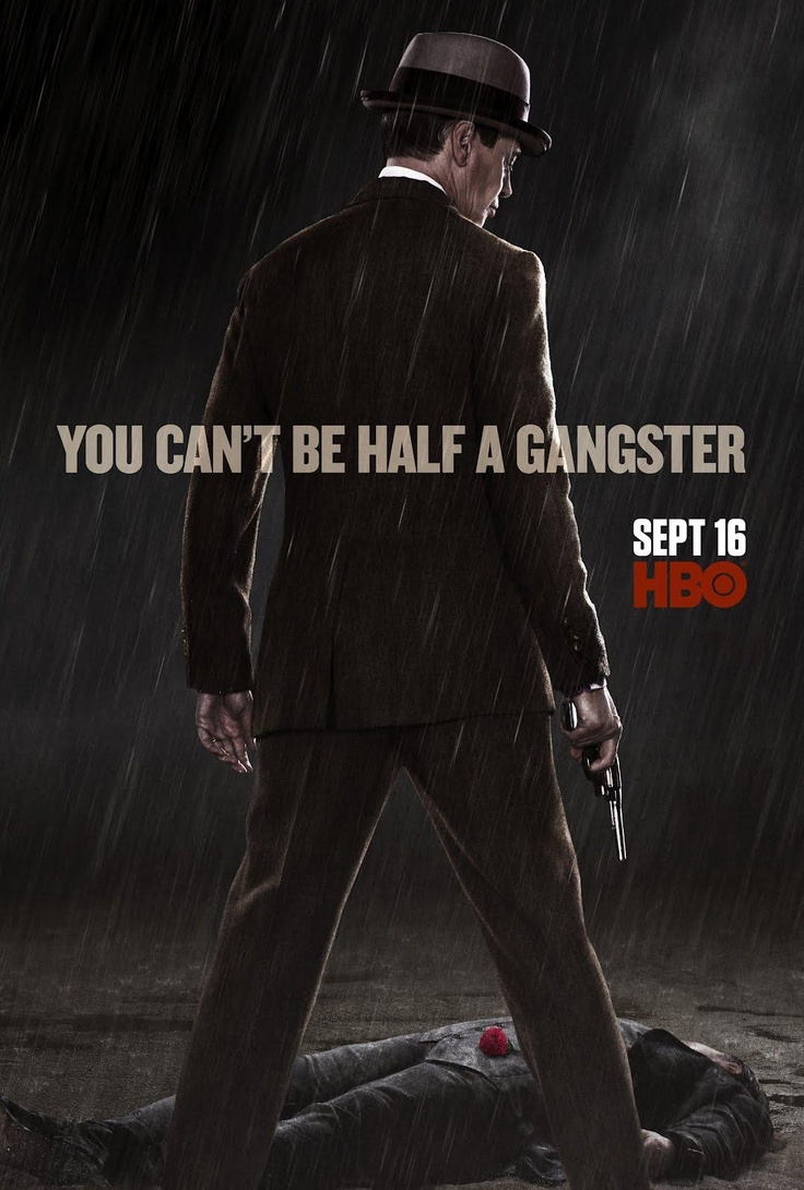 Boardwalk Empire season 3 teaser poster