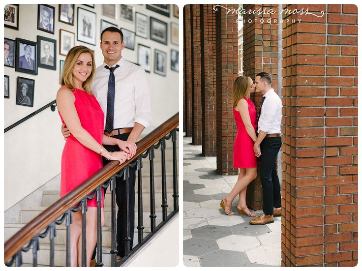 amy and chris | south tampa engagement photographer | the italian club, ybor city, the university of tampa | marissa-moss.com
