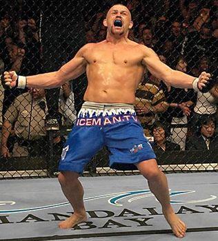 Former UFC Light Heavy-Weight Champion Chuck Liddel