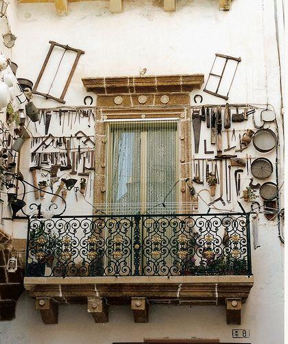 Private museum...Gallipoli, Lecce,  Puglia