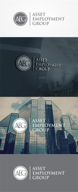 $$$ Create a Logo for Asset Employment Group (AEG) by [KSATRIA]99