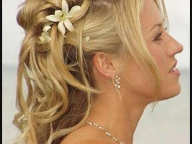 20 Best Images About Prom Hairstyles For Long Hair On
