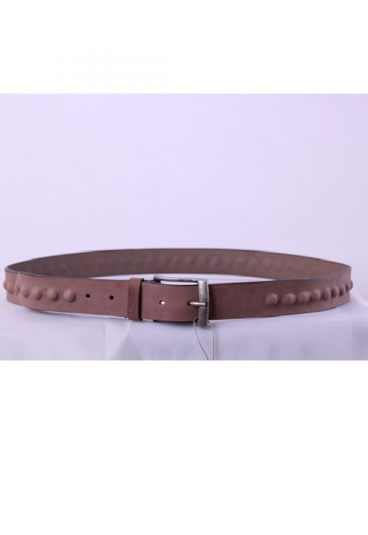 Denim Hunter Alaska Hidden Rivet Belt - Accessories - MaMilla