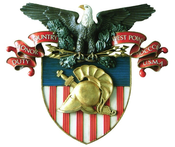 United States Military Academy Coat Of Arms http://www.payscale.com/research/US/School=United_States_Military_Academy_(USMA)_at_West_Point/Salary