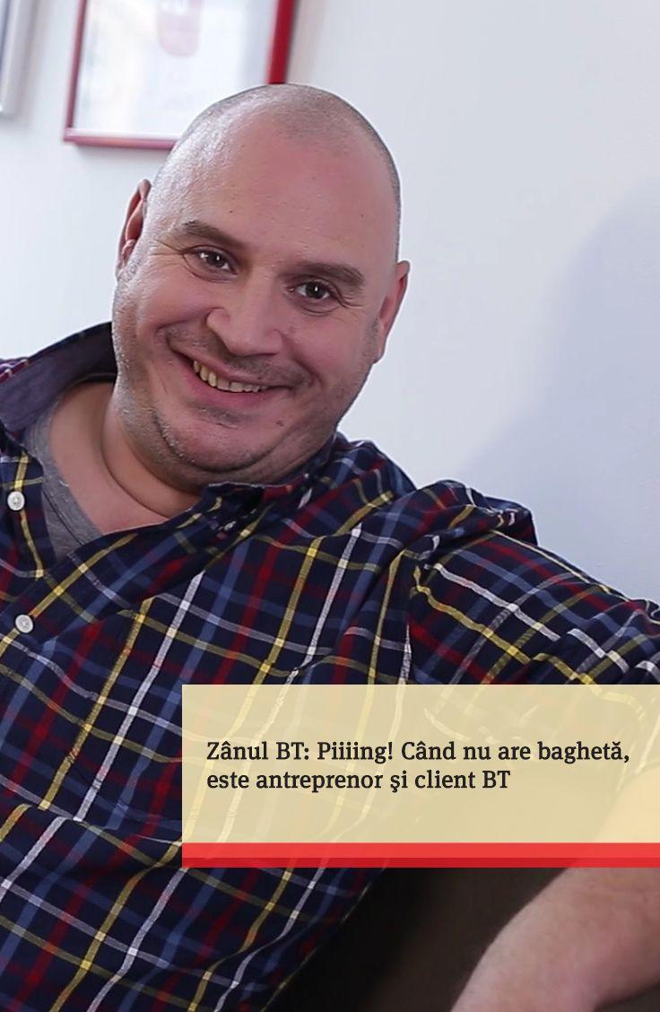 #BTclientstory pe #BlogulBT: Despre Zan, antreprenoriat si amintiri de la filmari. Ping, ping, ping!