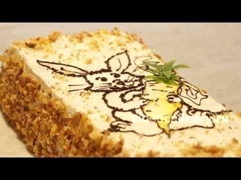 Морковный торт - Рецепт Бабушки Эммы - YouTube