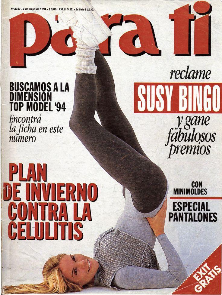 Elizabeth Marquez - 1994 Buenos Aires, Argentina