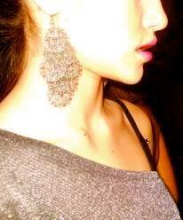 earrings pinklipstick me