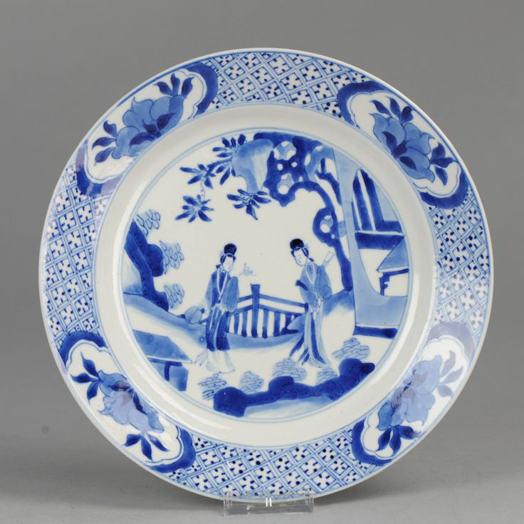 119 best Chinese antique porcelain plates images on Pinterest ...