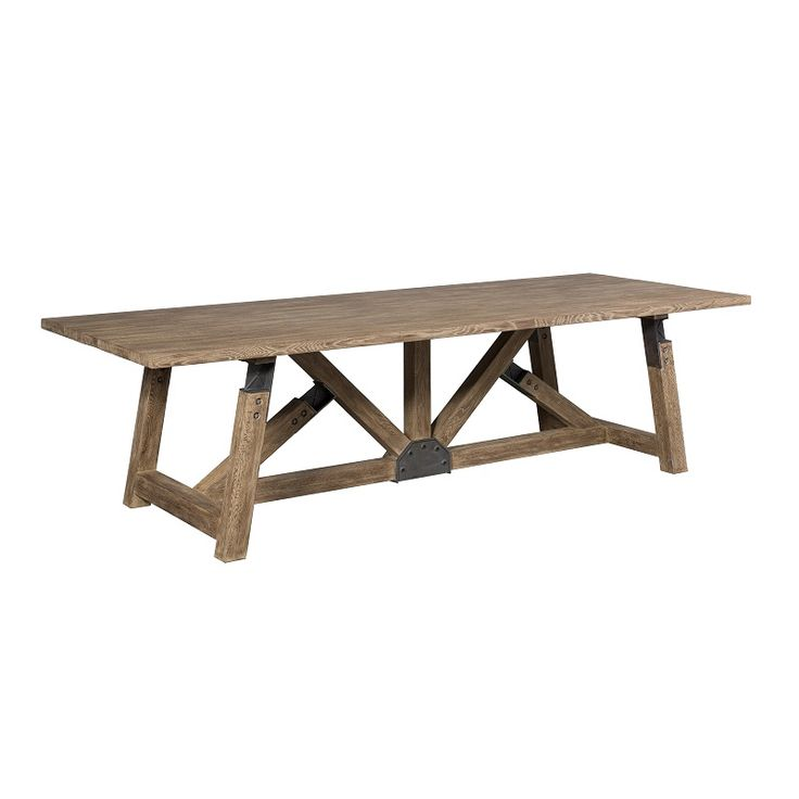 Halo Established Charpente Dining Table Part Of Furniture Collection Buy Online Or