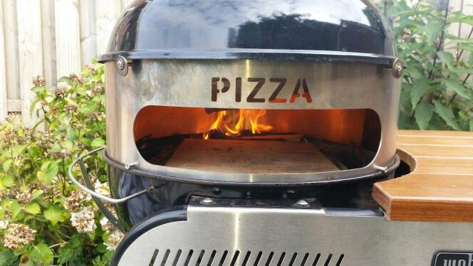 Weber pizza project