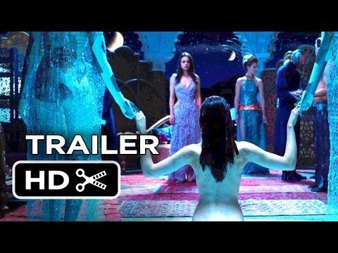 Jupiter Ascending Official Trailer #3 (2015) - Channing Tatum, MIla Kunis Movie HD - YouTube
