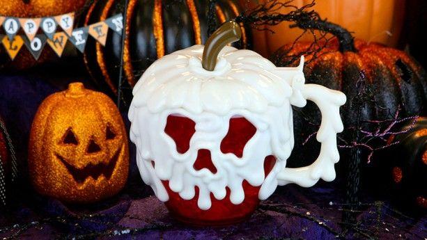 This Halloween season Walt Disney World and Disneyland Resort will get a new spooky fun souvenir popcorn bucket and stein. The new Poison Apple stein has already arrive at the Disneyland Resort and...