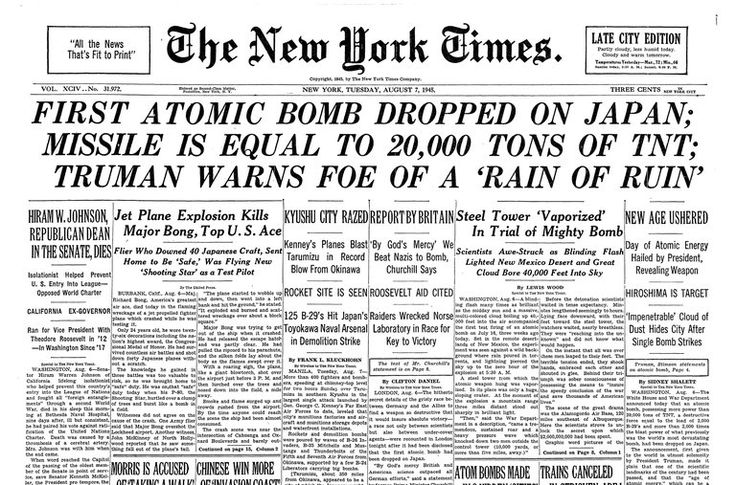 Atomic bomb hiroshima on pinterest first atomic bomb for Domon remembrance