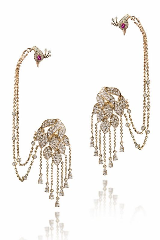 10 Unusual Pieces Of Jewellery That Were Created When Farah Ali Khan Collaborated With Tanishq! | WedMeGood