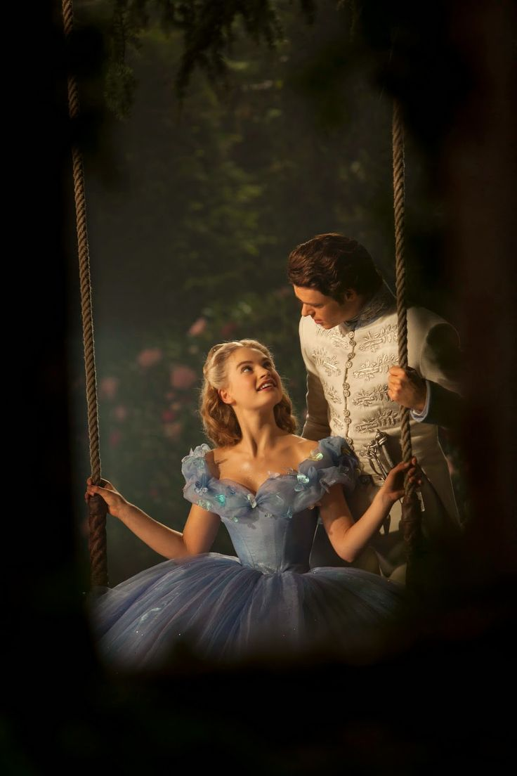This was one of my favourite scenes!!! Sasaki Time's Movie Review of Disney's Cinderella (Live-Action)