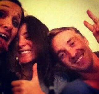 Tom Felton and Jade Olivia Gordon ♥