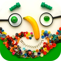 As an Occupational Therapist I also love this app.    Faces iMake provides multiple therapeutic opportunities including:        sequencing      finger isolation      finger-to-thumb opposition      drawing with alternative tools      spatial organization      temporal organization      motor planning      writing prompt      receptive language skills      social skills