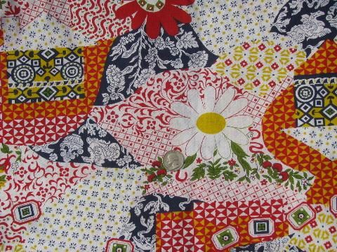 20 best Lovely cheater fabric images on Pinterest | Cheater ... : quilt weight cotton - Adamdwight.com