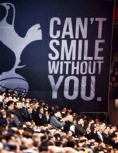 It would be amazing to see the #Tottenham Hotspur play in London!