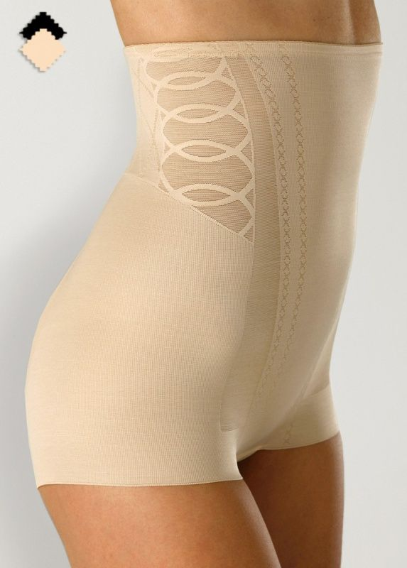 Miss mary of sweden firm control low leg shaper classy for Plus size girdle for wedding dress