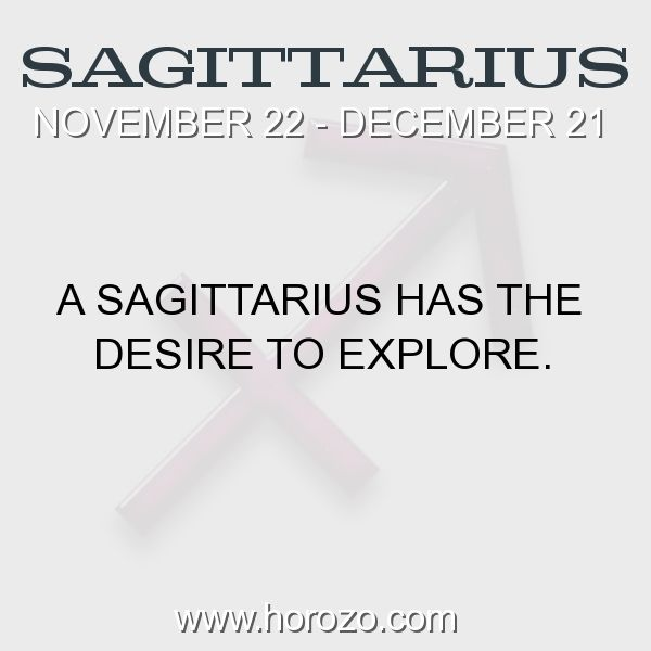 Fact about Sagittarius: A Sagittarius has the desire to explore. #sagittarius, #sagittariusfact, #zodiac. More info here: https://www.horozo.com/blog/a-sagittarius-has-the-desire-to-explore/ Astrology dating site: https://www.horozo.com