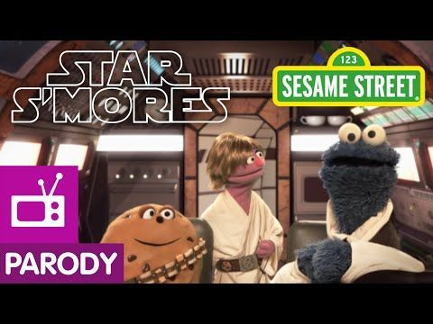 "Sesame Street Goes Sci-Fi With ""Star S'Mores"""