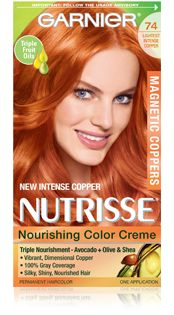 74 lightest intense copper my next hair color girly