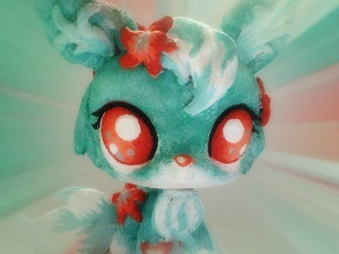 Lps customs on pinterest lps littlest pet shops and custom lps