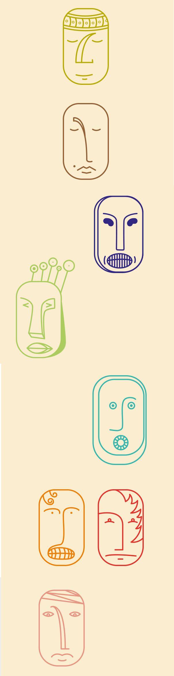 mask 1 /(c) basia lukasik, http://www.typohole.com)