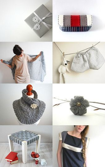 Grey touch by Lisa P on Etsy--Pinned with TreasuryPin.com