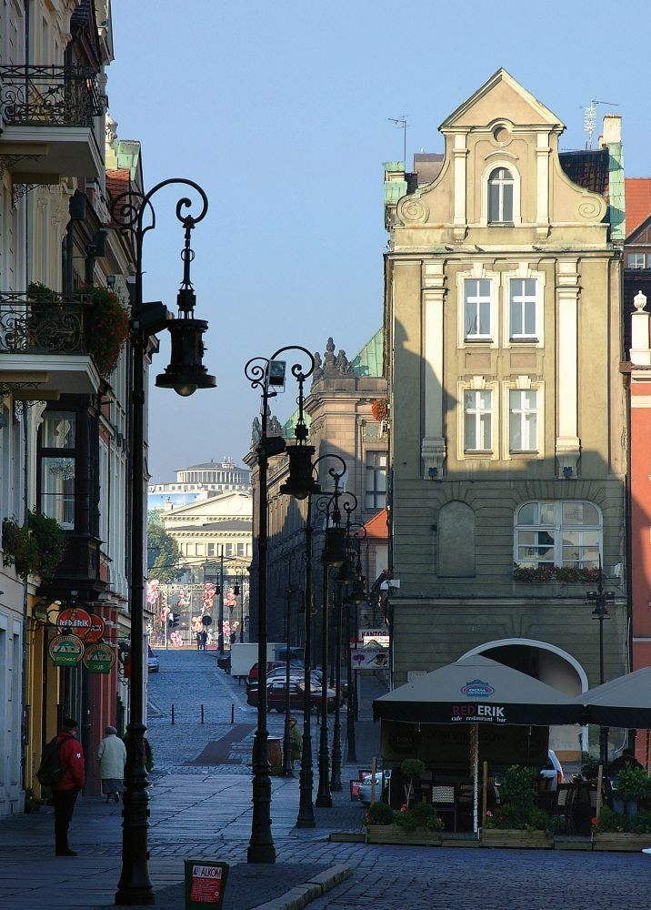 Poznań ... my city .... the Old Town