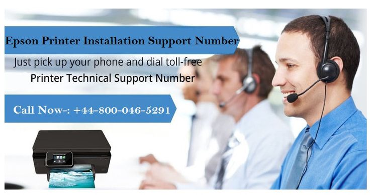 If you are unaware of the procedure to How to install the printer, just call on Epson printer installation support number +44-800-046-5291 (toll free). Epson printer technical support assists you to install the software or device driver for any brand of printer.