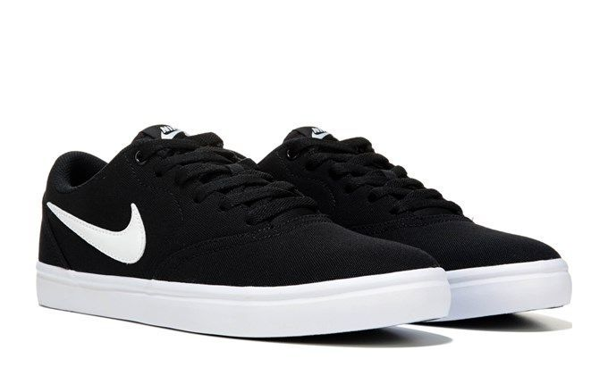 Nike Women's Nike SB Check Solar Canvas Skate Shoe Shoe